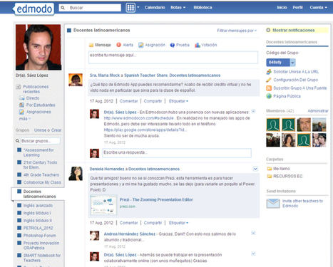 Edmodo - DIM-UAB | Educacion, ecologia y TIC | Scoop.it