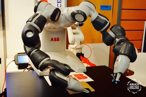 ABB présente YuMi, le premier robot industriel collaboratif | Une nouvelle civilisation de Robots | Scoop.it