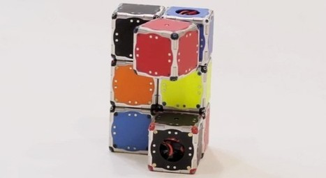 MIT builds modular robots that self-assemble, dooms humanity (video) | Futurewaves | Scoop.it