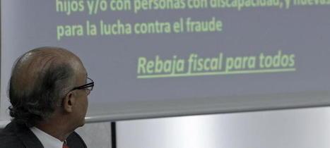 Los trucos del ciudadano Montoro (o La inequidad fiscal) cc/ @ppopular @casareal | La R-Evolución de ARMAK | Scoop.it