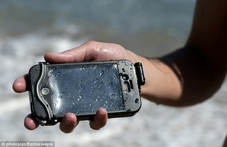 Revealed: The 'Scuba Suit' protective case for your iPhone | Coldwater Scuba Diving | Scoop.it
