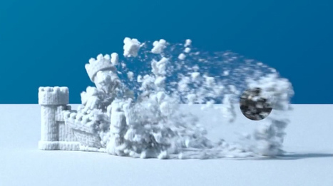 Disney Animation reveals the tech behind rendering realistic snow in Frozen | News | Geek.com | Machinimania | Scoop.it