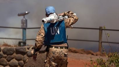 YK: Aseellinen ryhmä pidätti 43 rauhanturvaajaa Golanin kukkuloilla   Syyria   Scoop.it