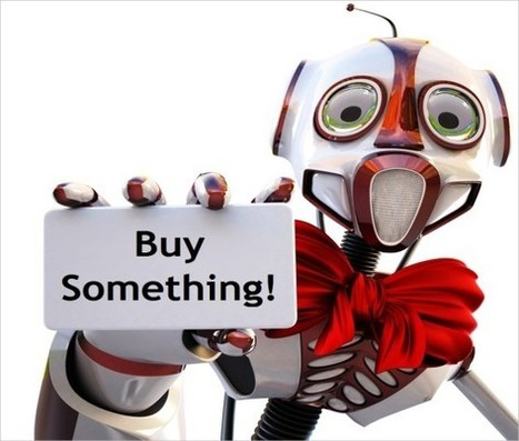 10 Ways to Avoid Becoming a Sales Robot   Technology in Business Today   Scoop.it