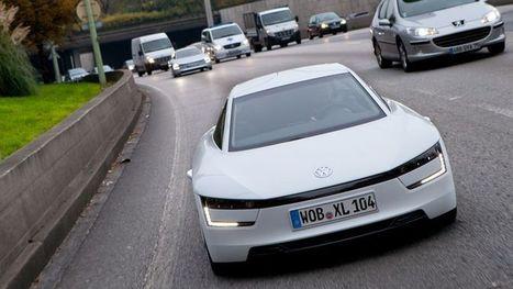 Volkwagen XL1 : la voiture du futur, c'est maintenant! | Marketing, Innovation et Tendances | Scoop.it