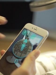 Le MIT veut contrôler les objets connectés au doigt et à l'oeil | Objets connectés, quantified self, TV connectée et domotique | Scoop.it