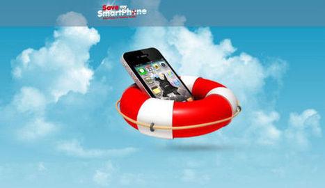 Save my Smartphone au secours des mobiles en panne | Start-Up | Scoop.it