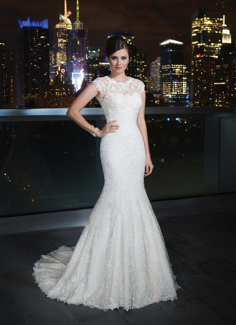 Justin Alexander signature wedding dresses style 9721   wedding time   Scoop.it