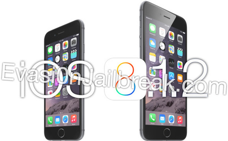 Jailbreak iOS 8.1.2 And iOS 8.1.1 Using TaiG On iPhone 6, 6 Plus, 5s And iPad [Updated] | Mobile News | Scoop.it