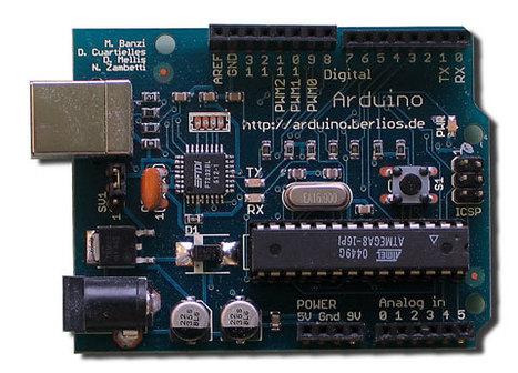 Arduino y Rasberry Pi… hablando de IoT   Blog movilforum   InternetdelasCosas   Scoop.it