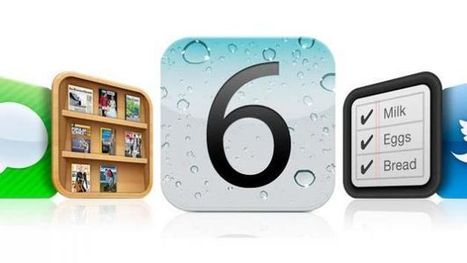 iOS 6: Everything you need to know   Digital Trends   Technology Integration - PHS   Scoop.it