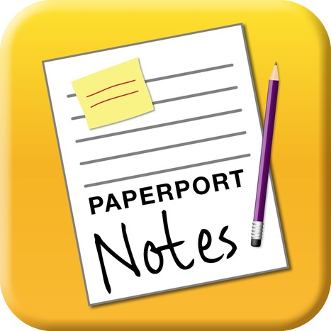 PaperPort Notes | technologies | Scoop.it
