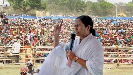 India Will Burn if Modi Becomes PM: Mamata | Business Video Directory | Scoop.it