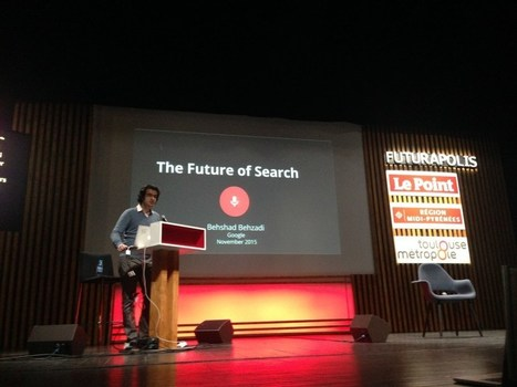 The 4 things Google believes are key to the future ofsearch | digital, social, mobile & technology | Scoop.it