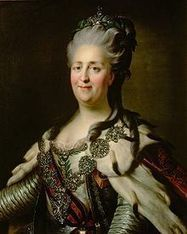17 novembre 1796 à St-Pétersbourg mort de Catherine II de Russie | Racines de l'Art | Scoop.it