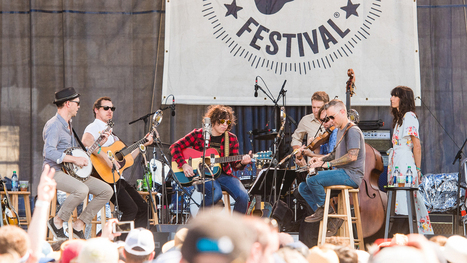 Ryan Adams, Live In Concert: Newport Folk 2016 | ☊ ☊ Harmony60 Music ☊ ☊ | Scoop.it