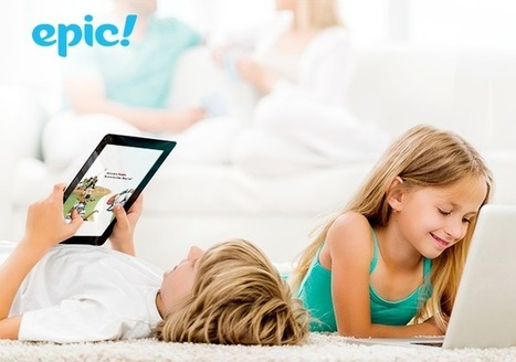 Children's e-book subscription service Epic sees epic growth   Ebook and Publishing   Scoop.it