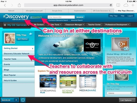 EdChat With KAT: Where Are You? What Direction Are You Headed?   SAMR model   Scoop.it