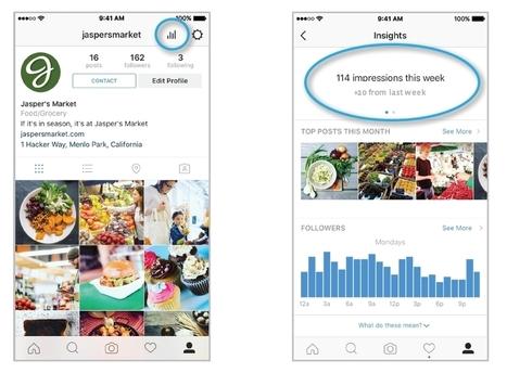 Instagram lance sa version 'pro' en France   Web Marketing   Scoop.it