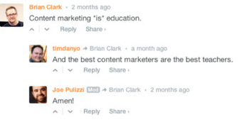5 Tips for Creating Content That's Educational—and Unforgettable | Marketing | Scoop.it