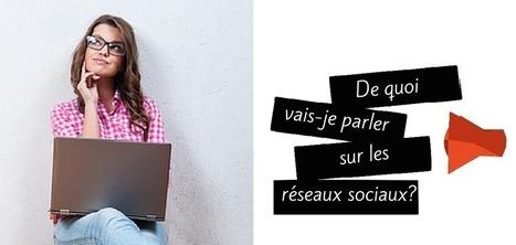 Devenir un rédacteur hors pair sur les réseaux sociaux en 8 étapes | Entrepreneurs du Web | Scoop.it