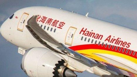 Compagnie aeree nel mirino cinese: #Hainan guarda al #Brasile e compra il 24% di #Azul | ALBERTO CORRERA - QUADRI E DIRIGENTI TURISMO IN ITALIA | Scoop.it