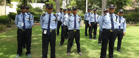 Security guard - security guard consultancy services agency company in delhi, NCR | iprasecurity | Scoop.it