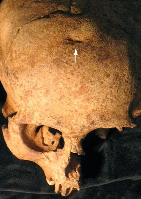 The Archaeology News Network: More on Skulls reveal Mayans used spiked clubs | Mayans | Scoop.it