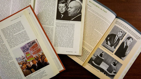 Textbooks Reassess Kennedy, Putting Camelot Under Siege | Current Events and History | Scoop.it