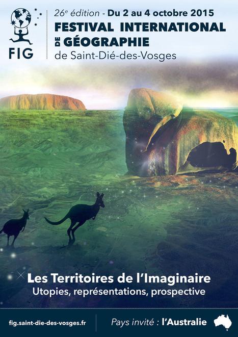Fiesta de géographes dans les Vosges | Géographie : les dernières nouvelles de la toile. | Scoop.it