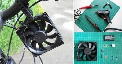 Cómo hacer un cargador eólico de smartphone para la bicicleta | Deporte y monte | Scoop.it