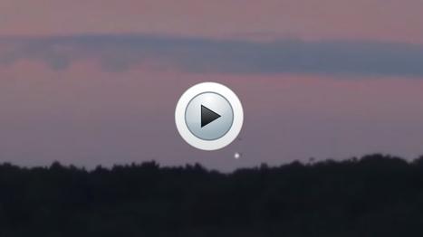 Vidéo : des OVNI filmés au-dessus de la Dordogne - DirectMatin.fr   dordogne - perigord   Scoop.it