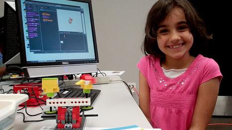 CodeBots Club 6-14 | LEGO Robotics | Scoop.it