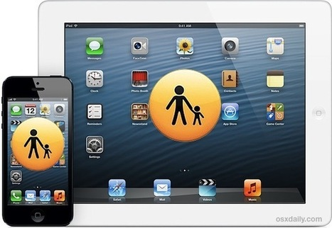 How to Use Restrictions as Parental Controls on an iPhone, iPad, and iPod Touch | Humanities | Scoop.it
