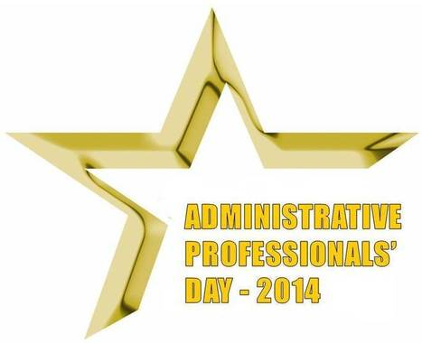 Administrative Professionals' Day - 2014 | Lapin Law Offices | Scoop.it