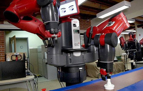 Dejad de decir que los robots destruyen empleo, no es verdad - MIT Technology Review | Meetings, Tourism and  Technology | Scoop.it
