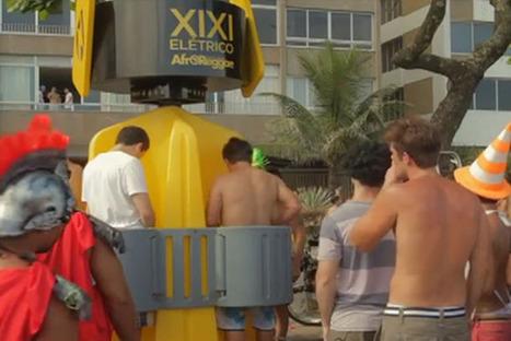 INSOLITE : Un festival de musique transforme l'urine des fêtards en énergie ! | Insolite | Scoop.it