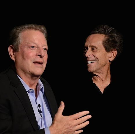 Storytelling in a Digital Age: A Conversation between Al Gore and Brian Grazer | Digital Brand Marketing | Scoop.it