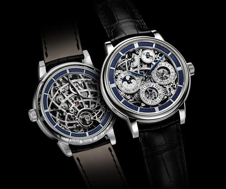 Jaeger-LeCoultre Master Grande Tradition à Quantième Perpétuel 8 jours SQ pays tribute to 1928 pocket watch | MINDS OF LUXURY | Scoop.it