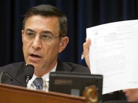 DARRELL ISSA: It's Clear That Obama Administration Officials 'See Themselves Above The Law'   Gov & Law Current Events   Scoop.it