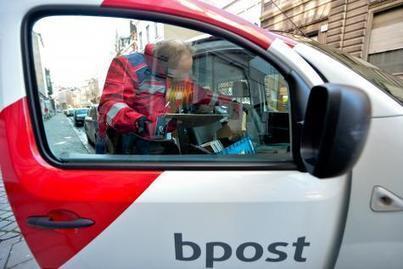 bpost veut remplacer les camions dans les centres-villes | Mobilité à Bruxelles | Scoop.it