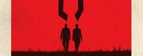 Django Unchained : première affiche | Brain Damaged | Minimalistdesign | Scoop.it