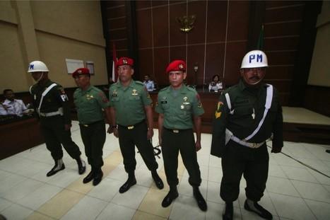 Update: Kopassus Special Forces Soldiers Guilty Over Cebongan Murders - Jakarta Globe   Mon Scoop it   Scoop.it