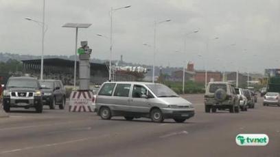 Un robot pour réguler la circulation à Kinshasa | CONGOPOSITIF | Scoop.it