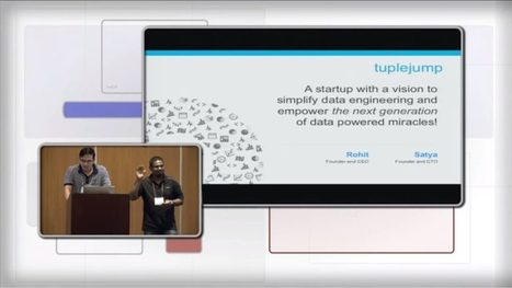 Apple confirms acquisition of big data startup Tuplejump | Information Technology & Social Media News | Scoop.it