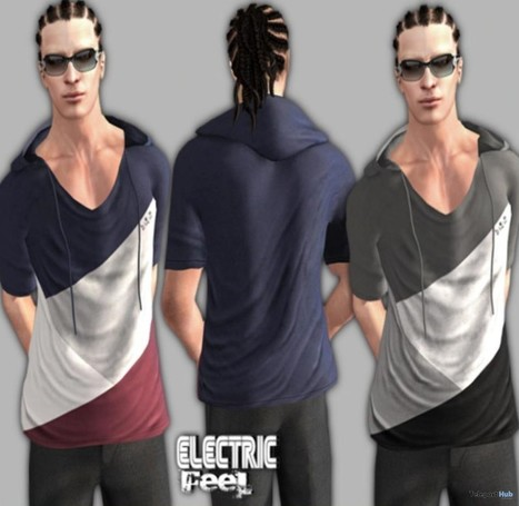 Pinyou Shirt For Men Group Gift by Electric Feel | Teleport Hub - Second Life Freebies | Second Life Freebies | Scoop.it