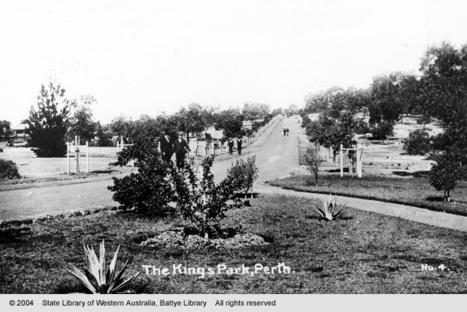 Kings Park in 1908 | Kings Park History | Scoop.it