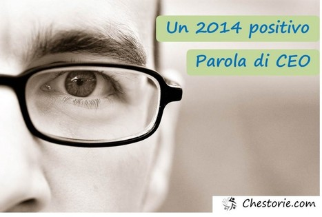 Un 2014 positivo: parola di CEO - Che Storie | Social network e società | Scoop.it