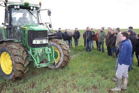 Un outil de précision pour l'agriculture de demain | Ouest France Entreprises | Chimie verte et agroécologie | Scoop.it