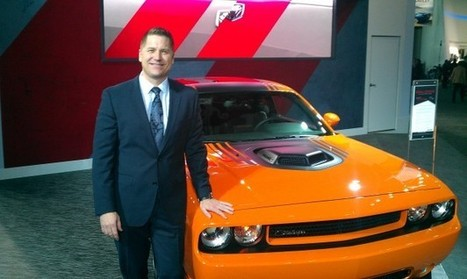 Q&A: Dodge CEO Tim Kuniskis on Muscle Cars and Ron Burgundy ... | Automotive | Scoop.it